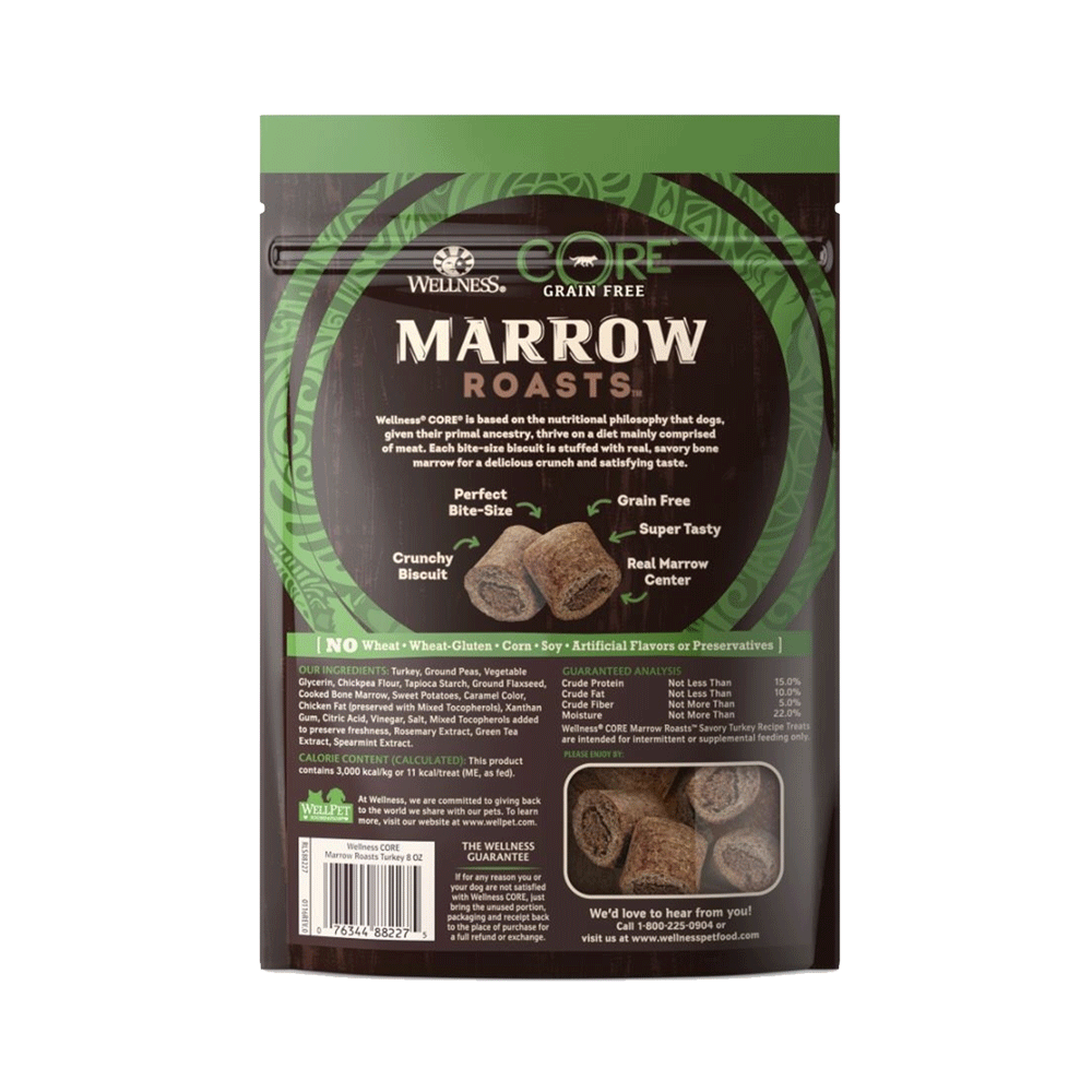 Core Natural Grain Free Marrow Roasts Turkey Treats