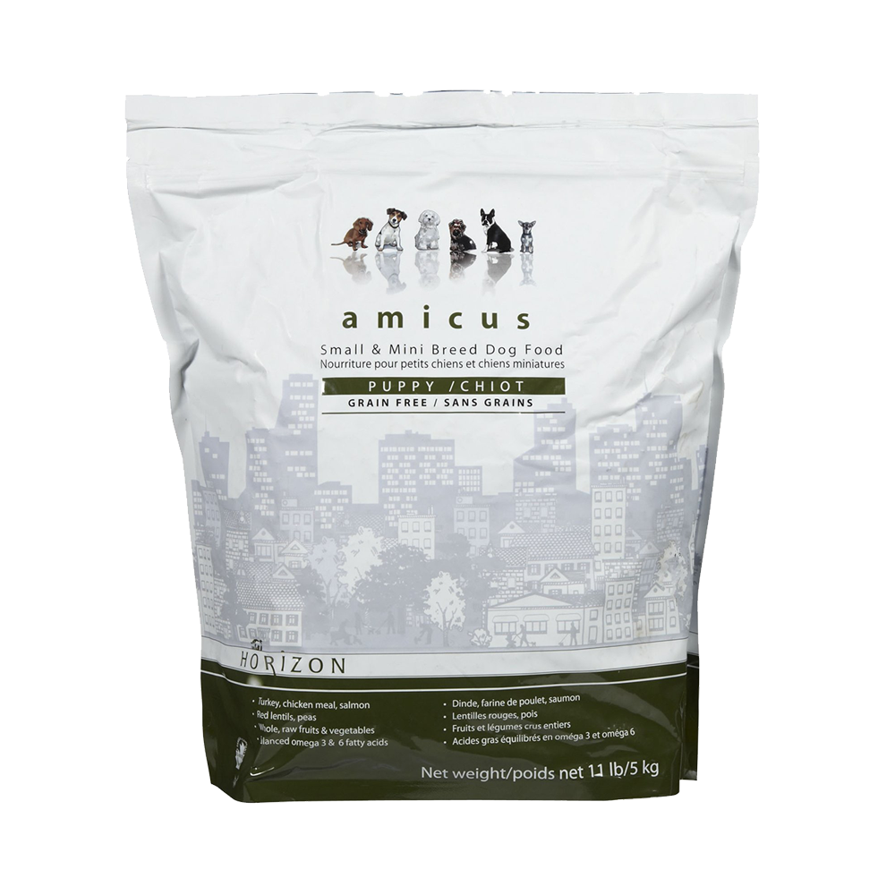 Amicus Small Breed Grain Free Puppy Dry Dog Food