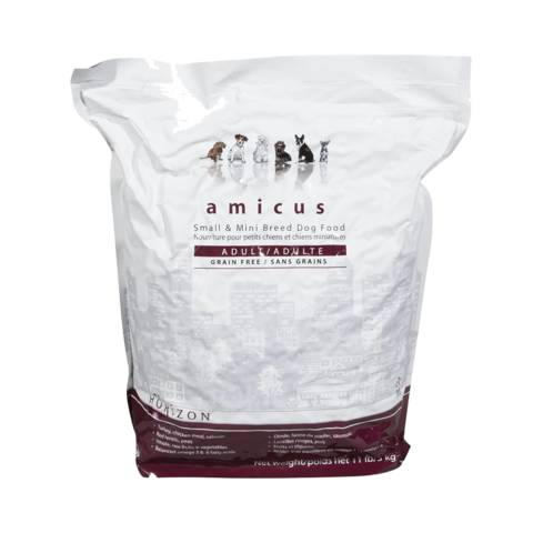 Amicus Small Breed Grain Free Adult Dry Dog Food