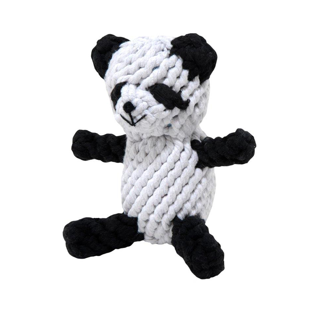 Jax & Bones: Petey Panda Rope Toy