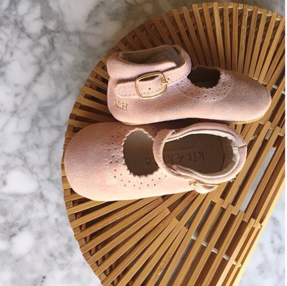 How to make your own baby shoes