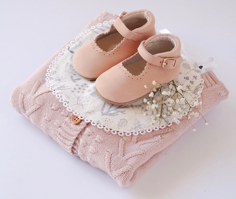 Eleanor Mary Jane Boots for Babies, Toddlers and First Walkers. The best Soft Sole Leather Baby Shoes - Kit & Kate