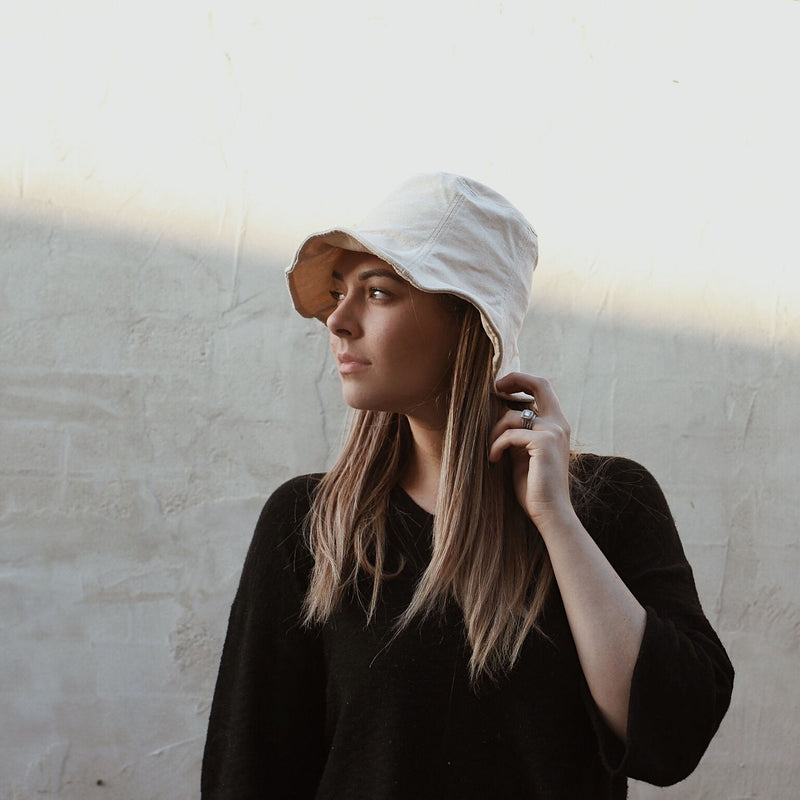 Cotton Bucket Hat For Women, Ladies, Mama. Be Sun Safe This Summer. Kit & Kate