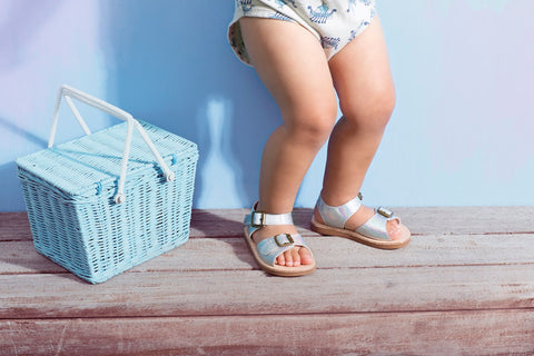 Scout baby sandals for toddlers and first walkers