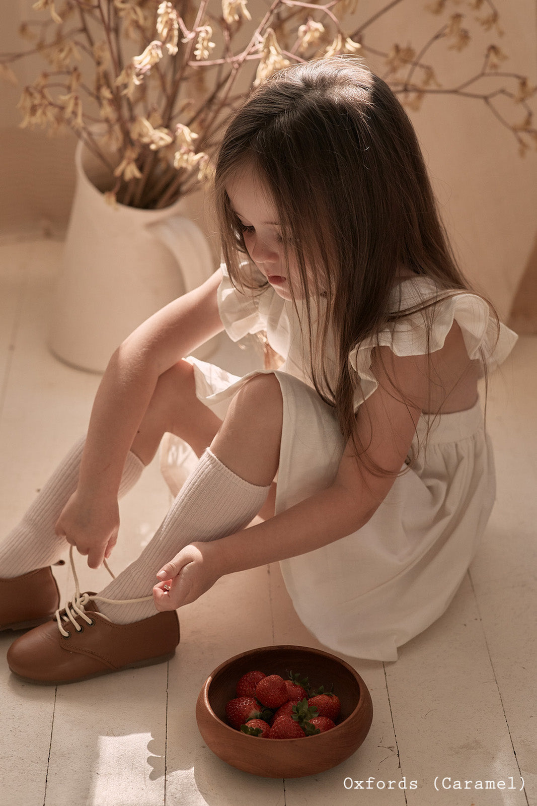 Stylish Children's Shoes, Real Leather