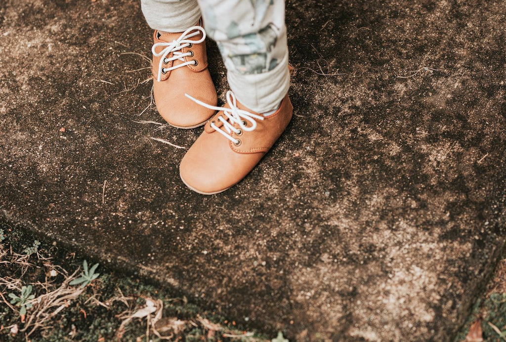 Oxford Weathered Tan (Baby)