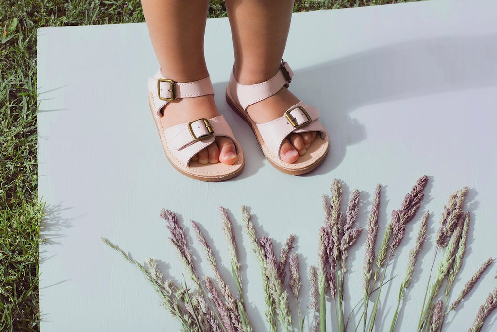 Scout Baby & Kids SandalsShell Pink