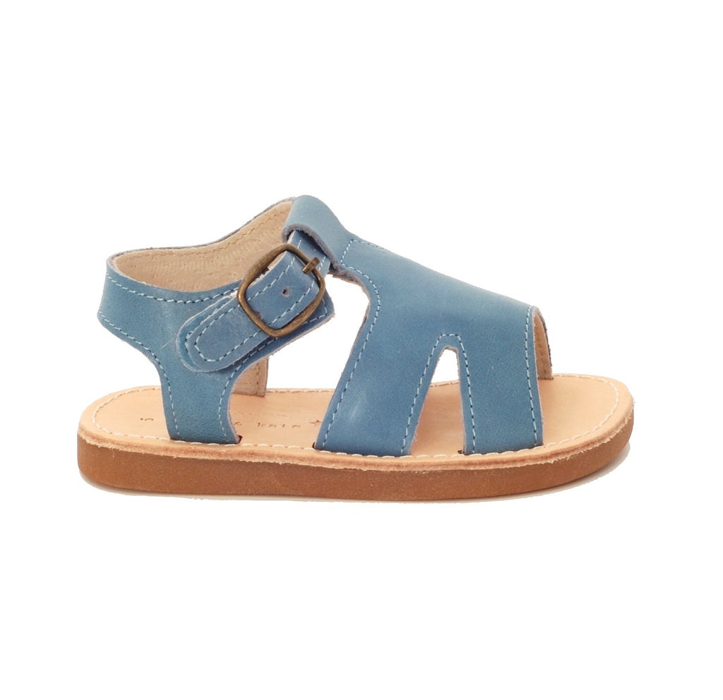 Summer Sandals French Blue
