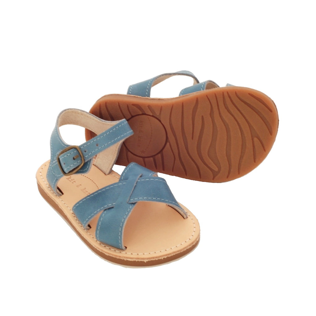 Sunday Sandals French Blue