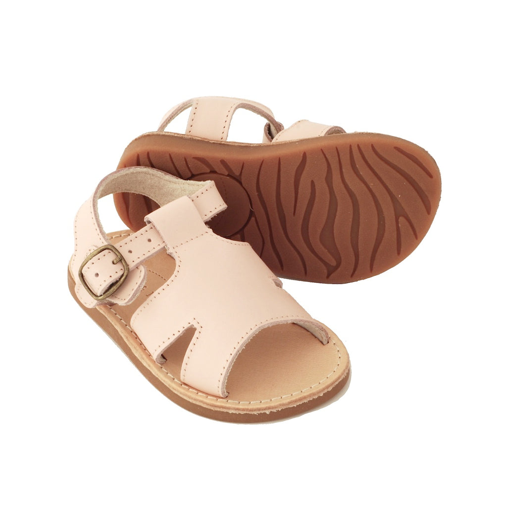 Summer Baby & Kids Sandals Seashell Pink
