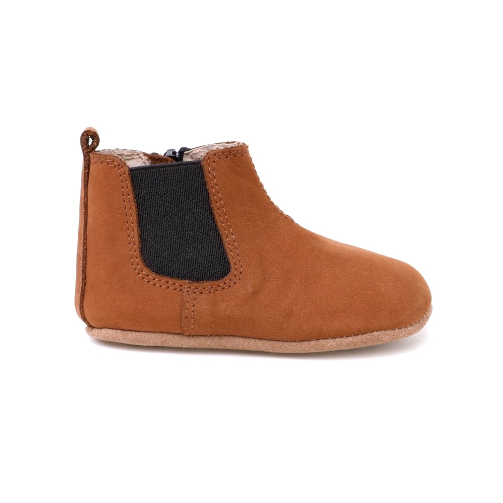 Luca Baby Boots - Walnut Brown