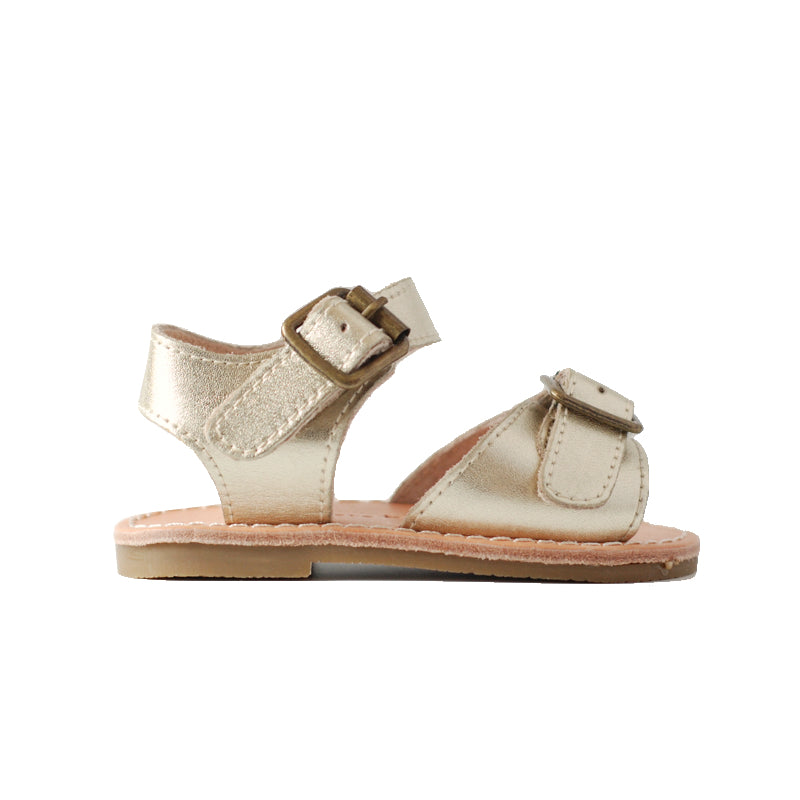 Scout Sandals Antique Gold
