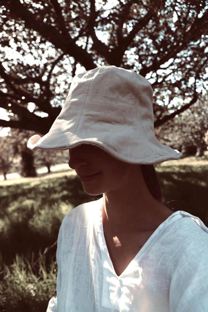 Classic Cotton Bucket Hats for Ladies, Women and Mama's - Kit & Kate 189