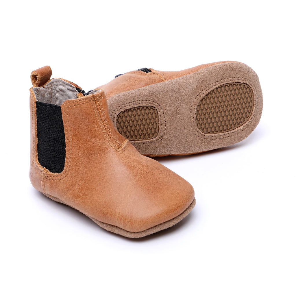Luca Baby Boots - Honey