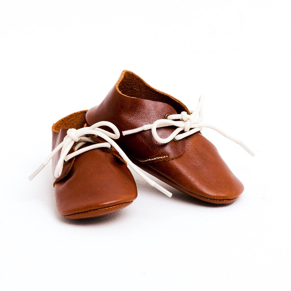 Baby Shoes -  Oxford Shoes for Babies & Toddlers. Boys & Girls, Kit & Kate Australia Perth Soft Soles Natural Leather 17