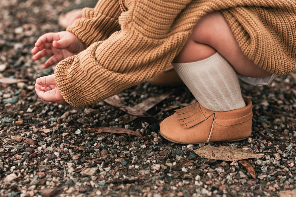 Stylish Baby Footwear for Winter