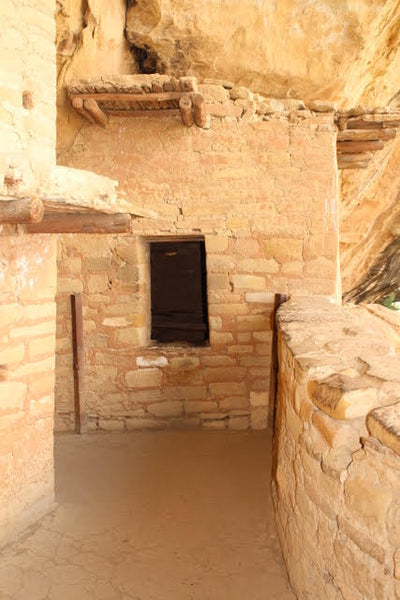 Cliff Palace dwelling at mesa verde