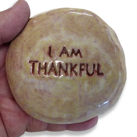 picture of I Am Thankful talisman