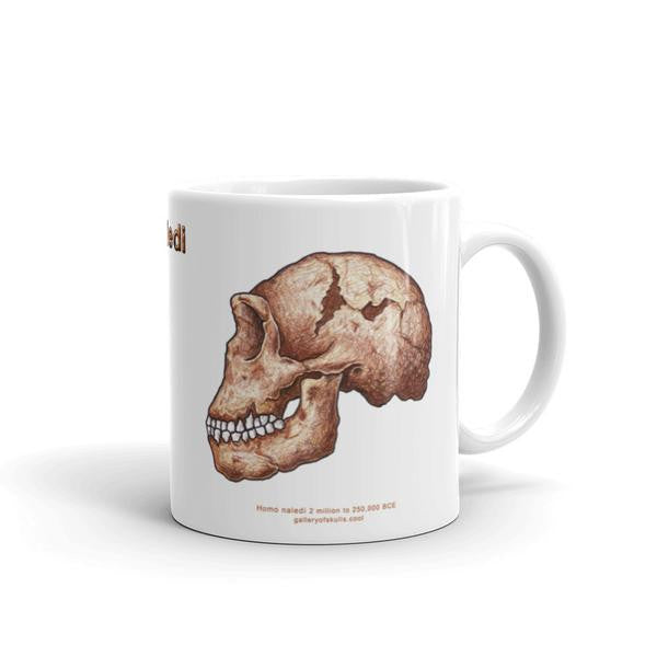 skull coffee cup gift