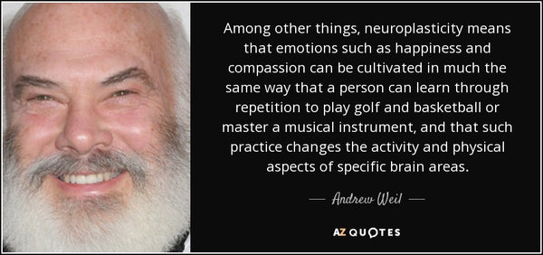 andrew weil quote