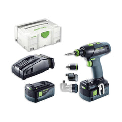 Festool Cordless Drills & Accessories