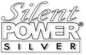 Silent Power Silver Logo