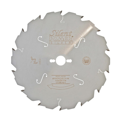 Felder Rip Saw Blade 315mm 14 Tooth 30mm Bore