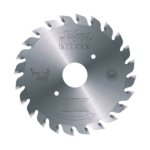 Felder 2-piece Scoring Blade 80mm 20 Tooth 20mm Bore