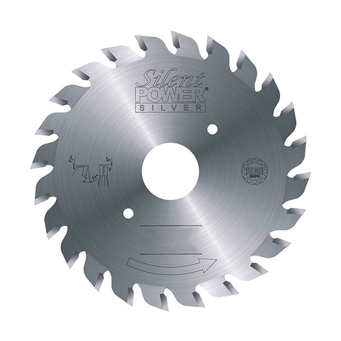 Felder 2-piece Scoring Blade 100mm 24 Tooth 20mm Bore