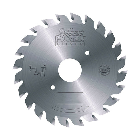 Felder 2-piece Scoring Blade 120mm 24 Tooth 20mm Bore