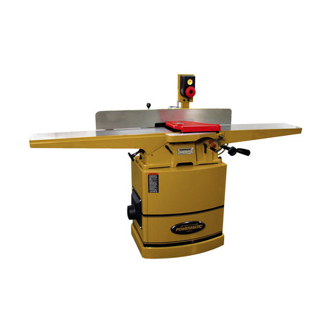 "Powermatic 60HH 8"" Jointer with Helical Head"