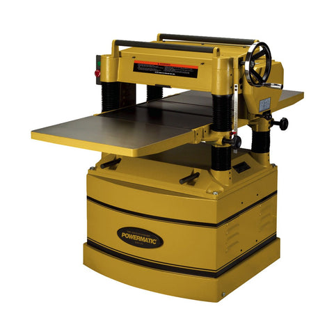 "Powermatic 209HH-1 20"" Planer with Helical Head 5HP 1-Phase"