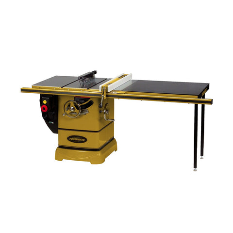 "Powermatic PM2000 10"" Table Saw 3HP 1-Phase 50"" Fence"