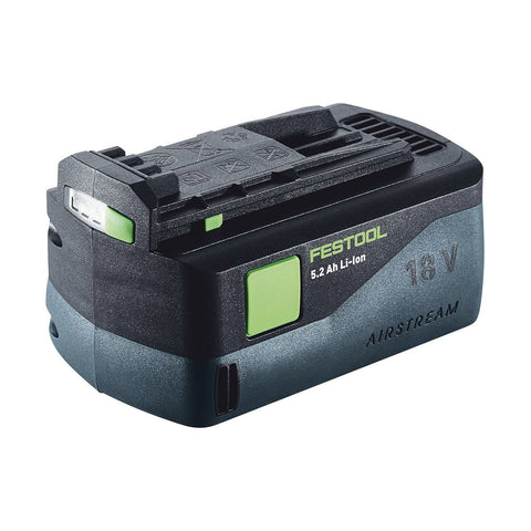 Festool BP 18V 5.2 Ah Li-Ion Battery