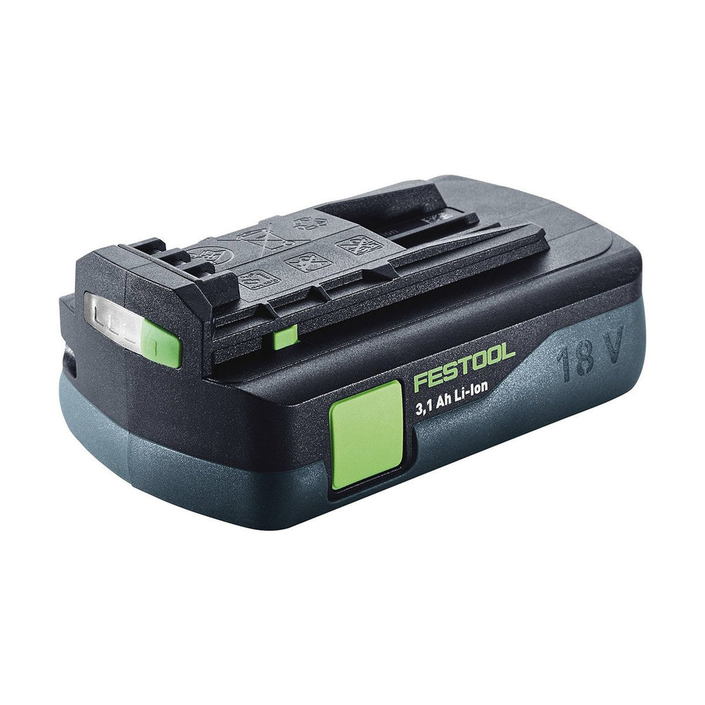 Festool BP 18V 3.1 Ah Li-Ion Battery