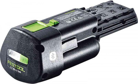 Festool 18V 3.1Ah ERGO Bluetooth Battery