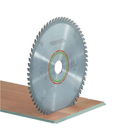 Festool TS 75 Solid Surface/Laminate 60-Tooth Saw Blade