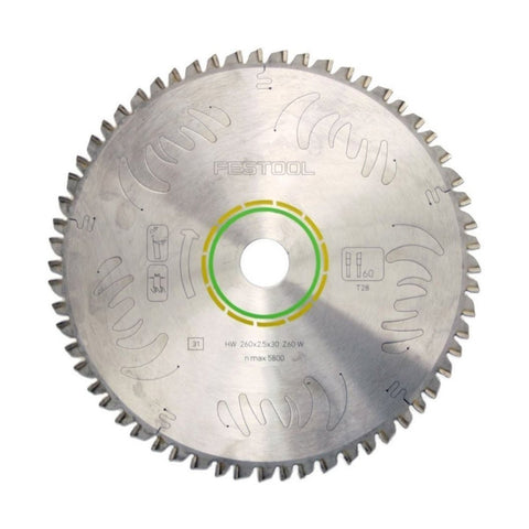 Festool Kapex Universal 60 Tooth Saw Blade