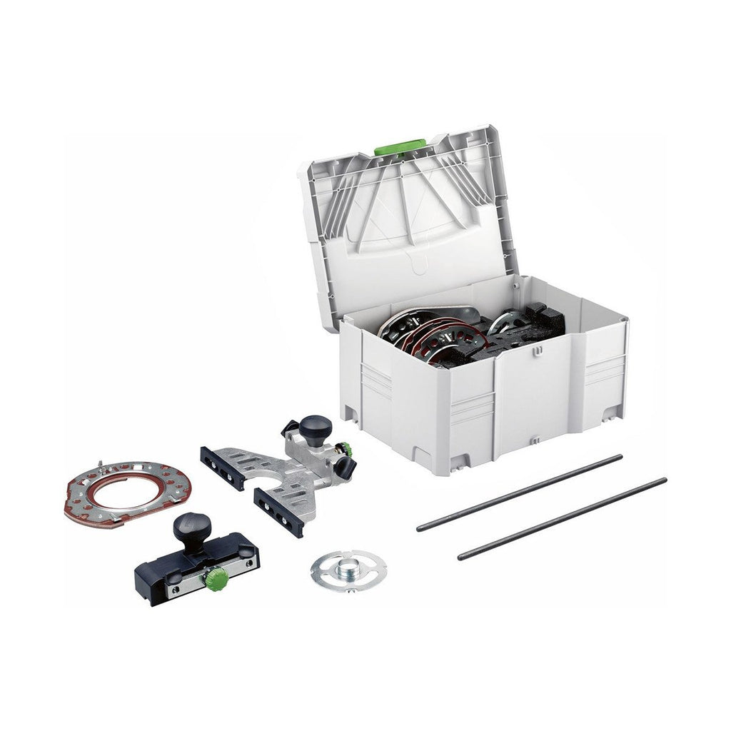 Festool OF 2200 Accessory Kit - Metric