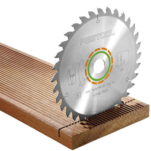 Festool HK 55 Fine Saw Blade 32 Tooth