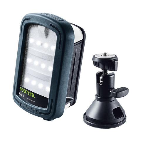 Festool SysLite KAL II High-Intensity LED Work Light Set
