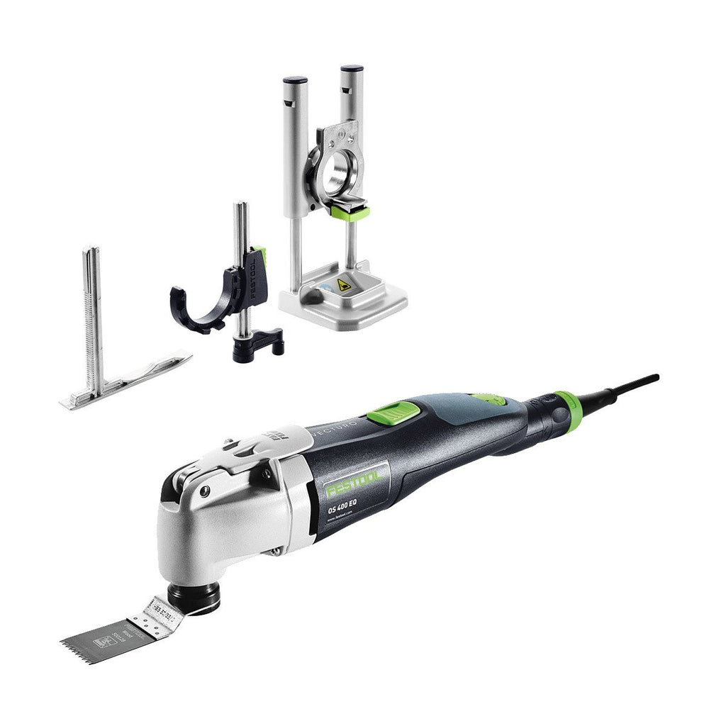 Festool Vecturo OS 400 Oscillating Multi-Tool Set Version