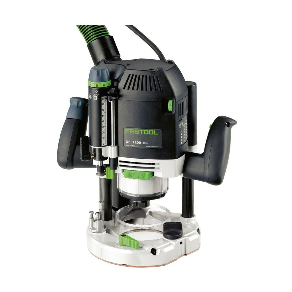 Festool OF 2200 EB Plunge Router Imperial