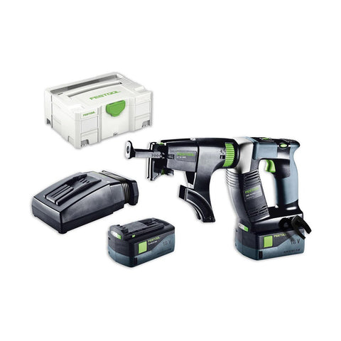 Festool DWC 18-4500 Cordless Screw Gun Set