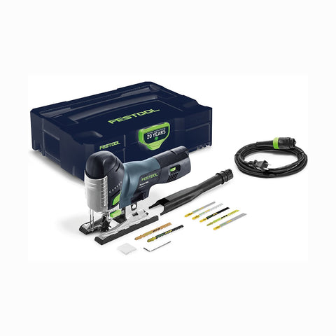Festool Carvex PS 420 EBQ Jigsaw Emerald Edition