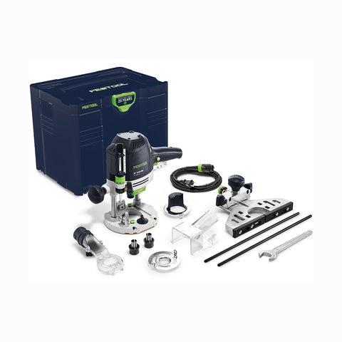 Festool OF 1400 EQ Plunge Router Emerald Edition