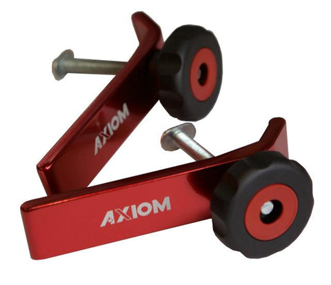 Axiom Precision Hold Down Clamps