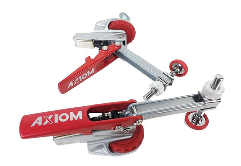 Axiom Precision Auto-Adjust Hold-Down Clamps