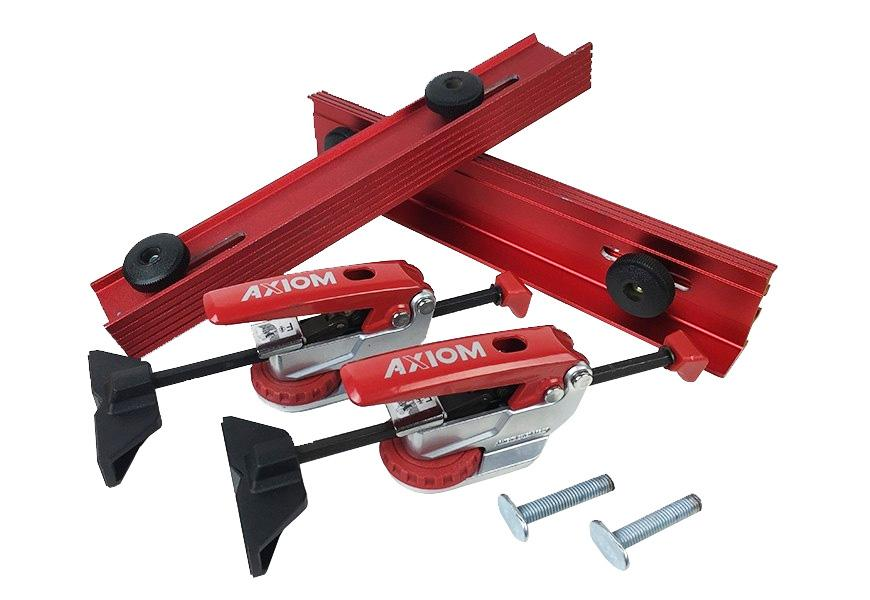 Axiom Precision Auto-Adjust Linear Clamp Kit