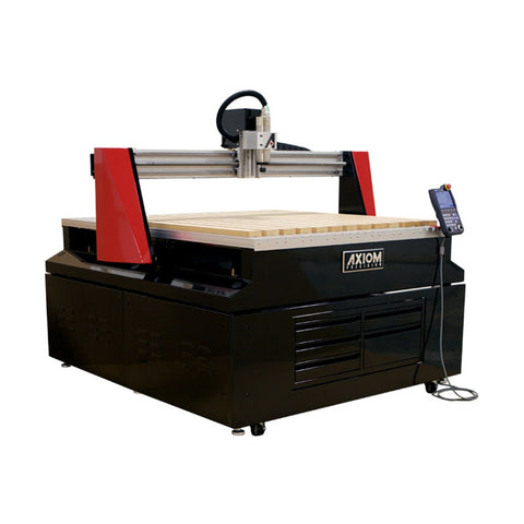"Axiom Precision AR16 ELITE 48"" x 48"" CNC Router"